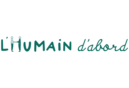 Logo l'Humain d'abord | ADN 87 aide à domicile